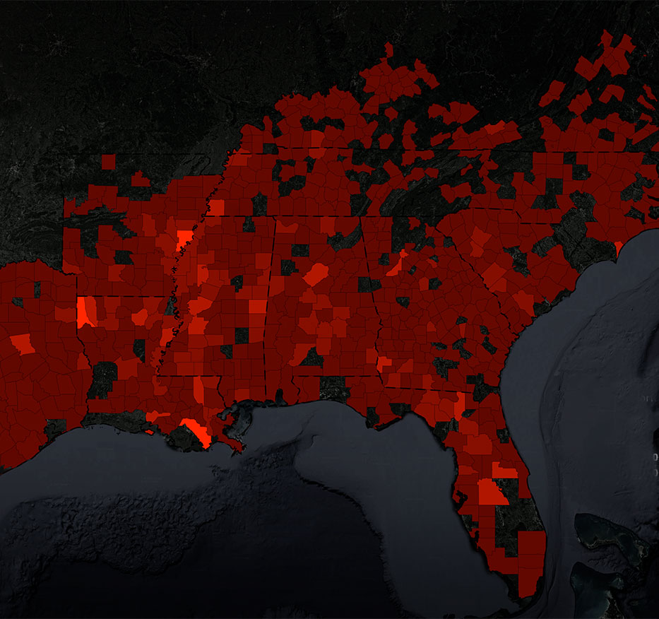 Lynching In America Map Explore The Map | Lynching In America
