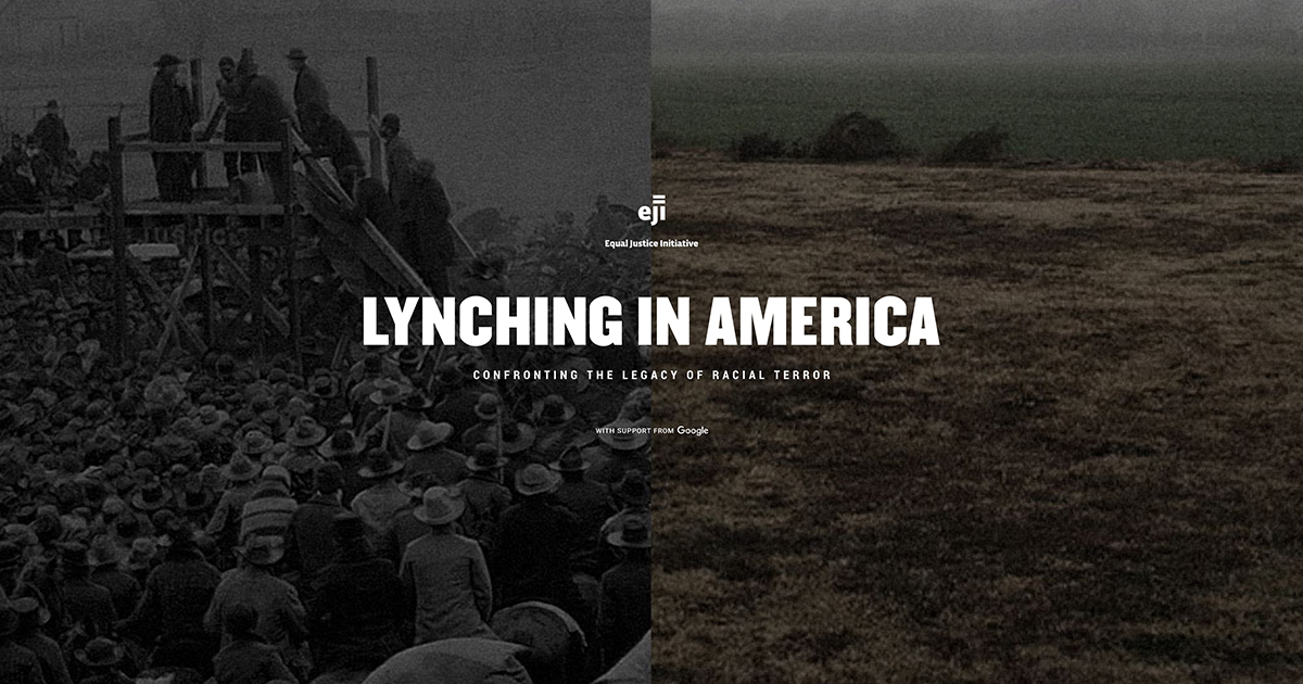 lynchings in america Lynchings in america lynchings in america and the importance of the lawyer and due process by edward a malone february 18, 2001.